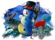 Detaily hry Vánoční dobrodružství: Cukrovinková smršť