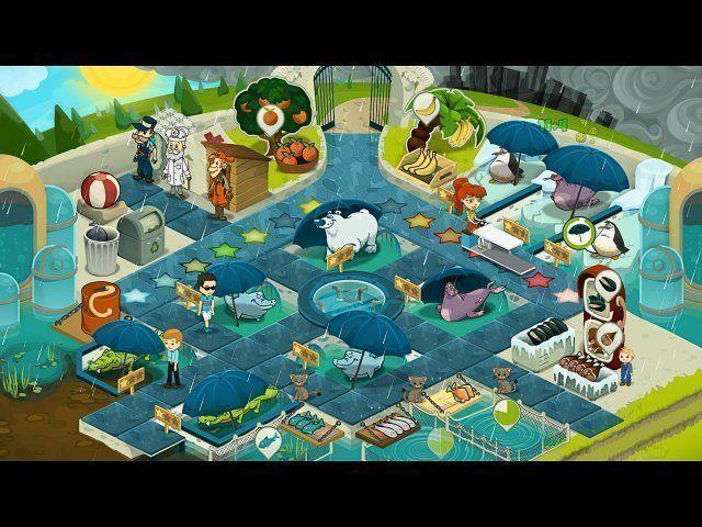 Uzasna zoo hra