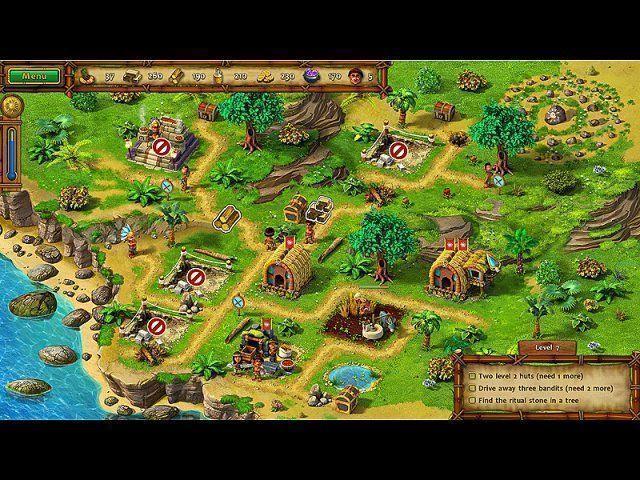 Moai 3: Obchodní mise hra