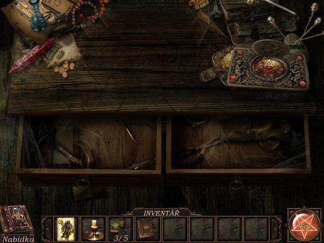 Černokněžník: Šamanova kletba