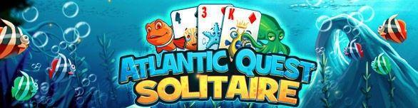 Spiel Atlantic Quest Solitaire