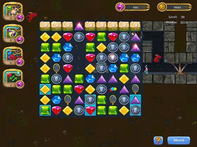 Screenshot  «Caves and Castles: Underworld» № 7