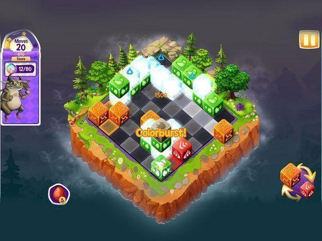 Screenshot  «Cubis Kingdoms» № 2