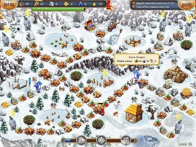 Screenshot  «Fables of the Kingdom 2» № 4