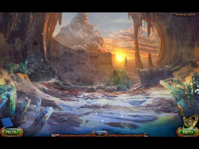 Screenshot  «Lost Lands: Eisfluch. Sammleredition» № 4