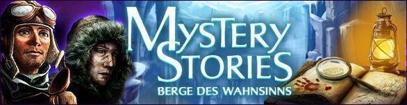 Mystery Stories - Berge des Wahnsinns