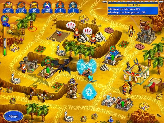 Screenshot  «Ein Yankee unter Ägyptern 6» № 1