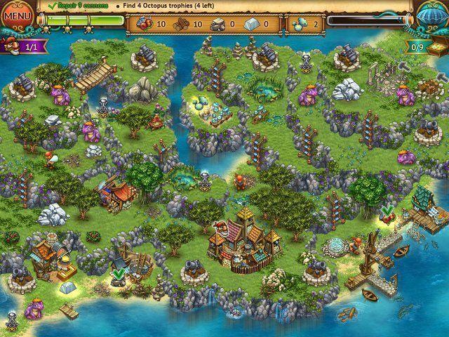 Screenshot  «Pirate Chronicles» № 3