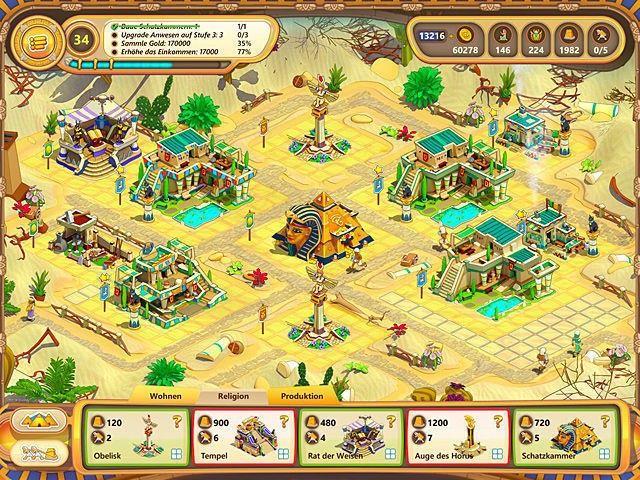 Screenshot  «Ramses: Aufstieg eines Imperiums» № 3