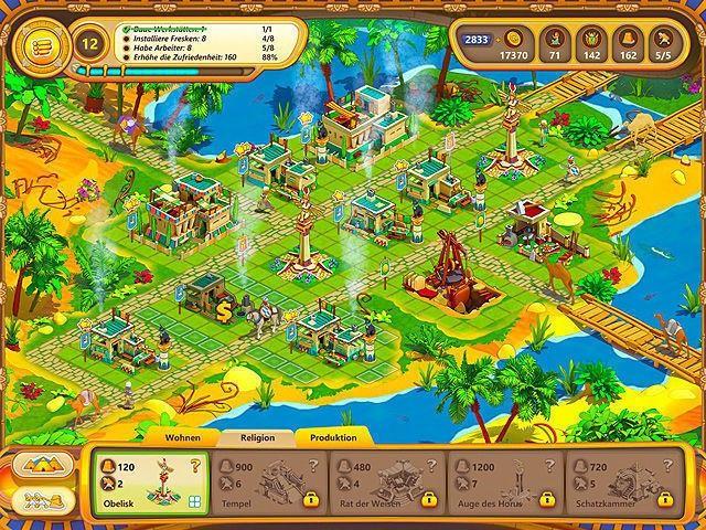 Screenshot  «Ramses: Aufstieg eines Imperiums» № 4