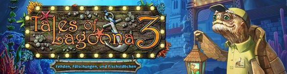 Spiel Tales of Lagoona 3 Fehden Fälschungen und Fischstäbchen