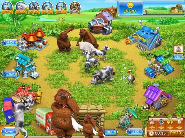 Farm Frenzy 3: La ruleta rusa download free en Español