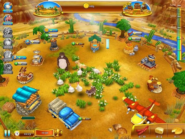 Farm Frenzy 4 download free en Español