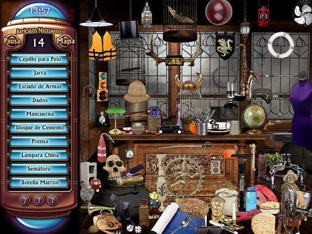 Hide and Secret: Treasures of the Ages download free en Español