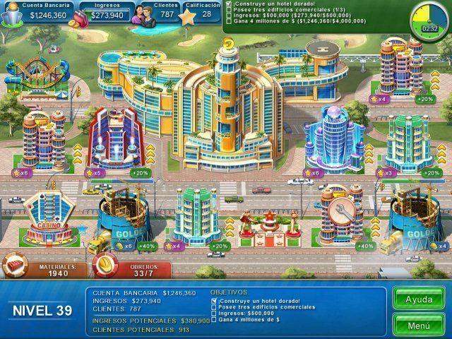 Hotel Mogul: Las Vegas download free en Español