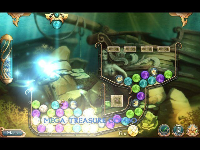 League of Mermaids. Pearl Saga en Español game
