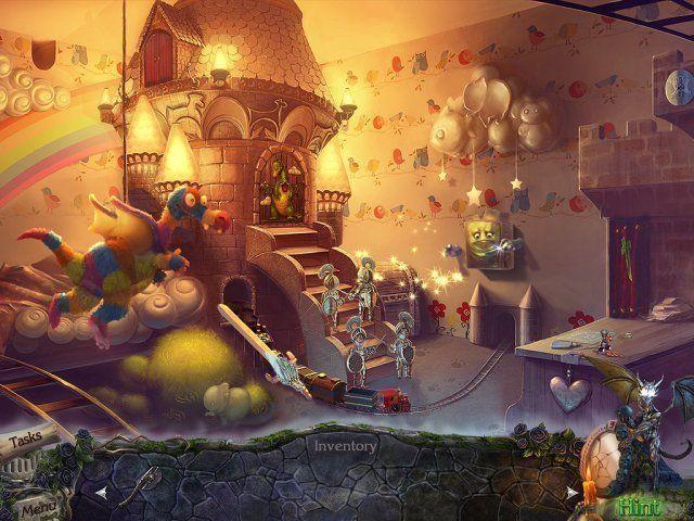 Mystery Castle: The Mirror's Secret. Platinum Edition en Español game