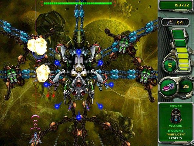 Star Defender 4 en Español game