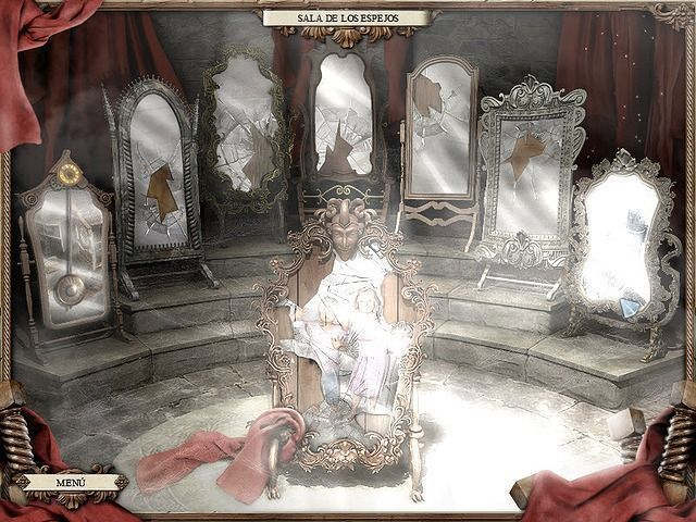 The Mirror Mysteries en Español game
