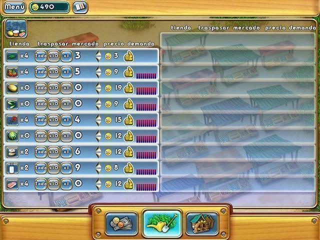 Virtual Farm en Español game