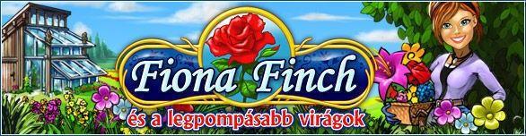 Fiona Finch és a legpompásabb virágok
