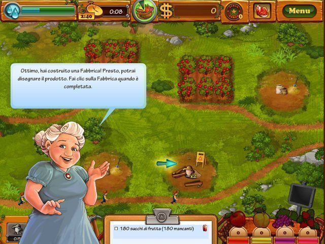 Gioco Fruits Inc. download italiano