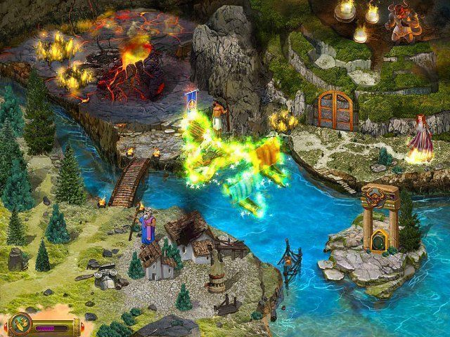 Gioco Heroes of Hellas 4: Birth of Legend download italiano