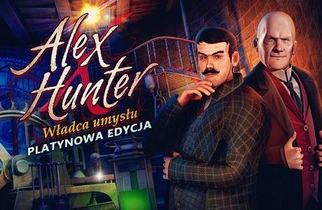 Alex Hunter: Władca Umysłów. Platynowa edycja