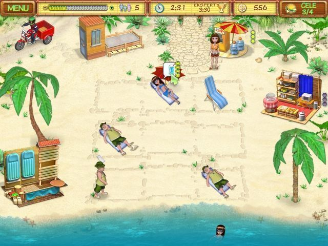 Plażowe Szaleństwo Gra Bezpłatne