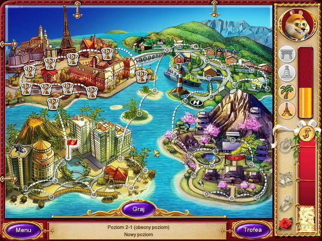 bilbo the four corners of the world game