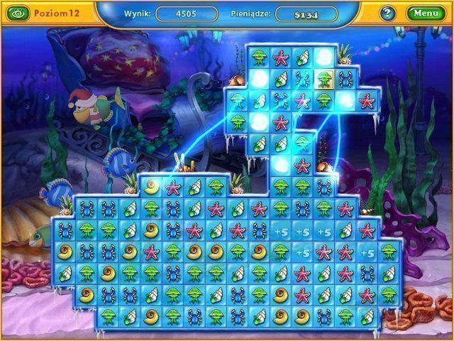 Fishdom: Lodowaty Plusk