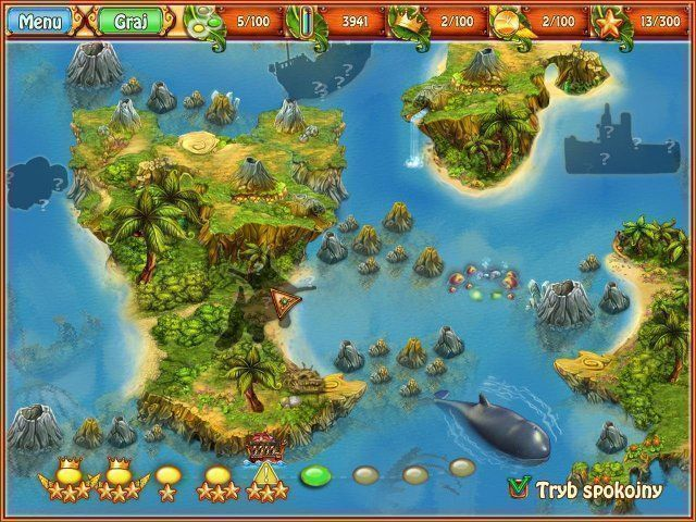 Cesarska Wyspa 2: W Poszukiwaniu Nowego Lądu