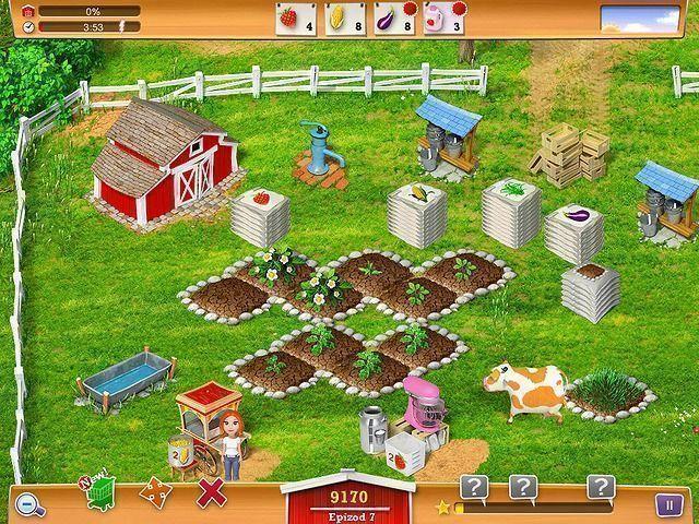 Moje życie na farmie