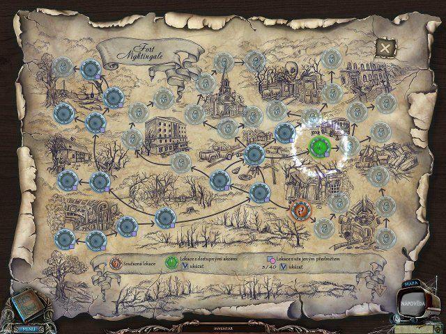 Zakázaná Tajemství: Město Mimozemšťanů