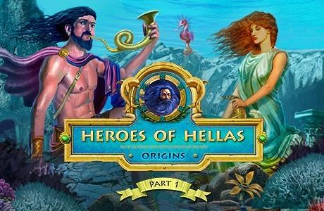 Heroes Of Hellas Origins: Part One