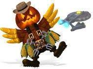 Details über das Spiel Chicken Invaders 5: Cluck of the Dark Side. Halloween Edition
