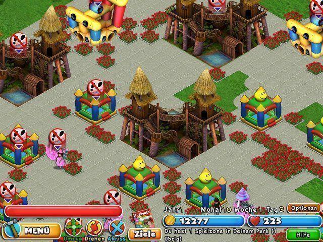 Dream Builder: Erlebnispark