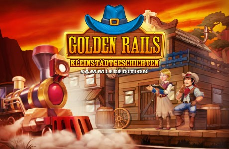 Golden Rails: Кleinstadtgeschichten. Sammleredition