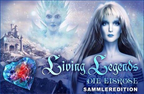 Living Legends: Die Eisrose Sammleredition