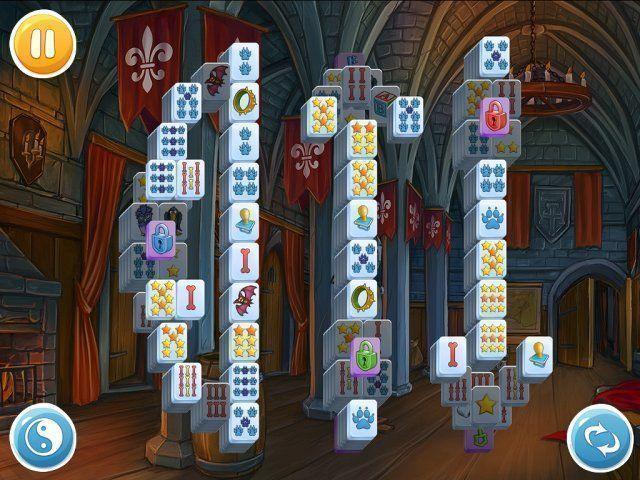 Mahjong: Wolf's Stories