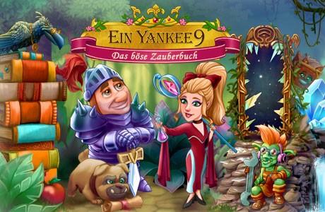 Ein Yankee 9: Das böse Zauberbuch