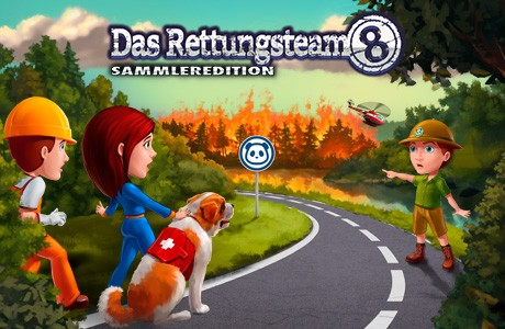 Das Rettungsteam 8. Sammleredition