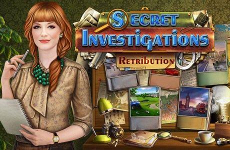 Secret Investigation. Retribution