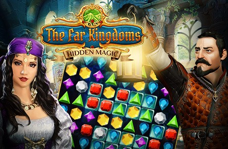 The Far Kingdoms: Hidden Magic