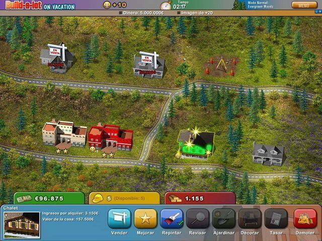 Descargar gratis build a lot on vacation jugar a la for Build on your lot louisiana