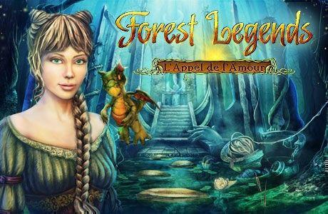 Forest Legends: L'Appel de l'Amour