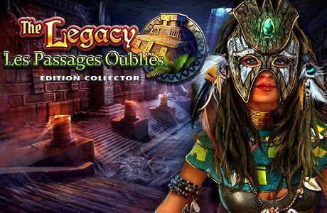 The Legacy: Les Passages Oubliés. Édition Collector