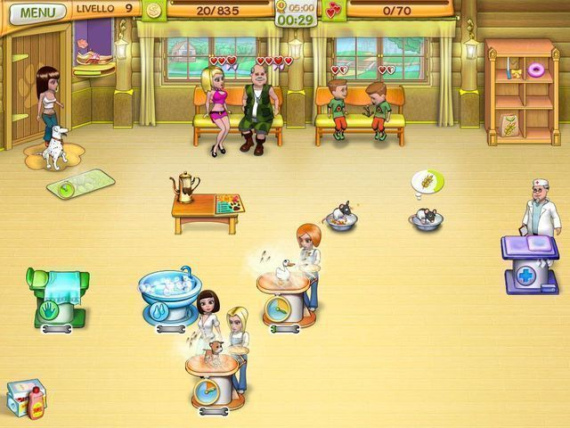 Pet Show Craze, screenshot 1.