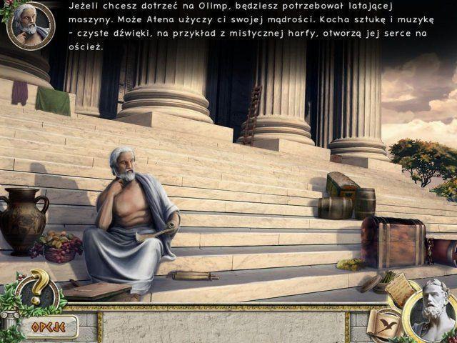 Prawdziwa Legenda: Zagadki Olimpu