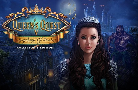 Queen's Quest 5: Symphony of Death. Collector's Edition